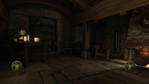 Scene Capture of Tavern Portfolio Piece